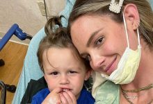 Photo of Meghan King Shared a Story About Her Son's 'Hidden Disability' to Spread Awareness and Empathy