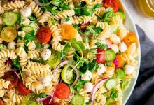 Photo of 20 Pasta Salad Recipes That Will Steal the Show at Your Next BBQ