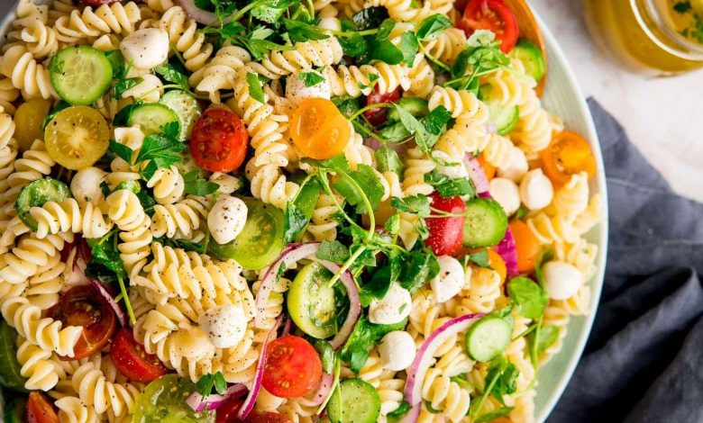 20 Pasta Salad Recipes That Will Steal the Show at Your Next BBQ