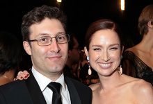 Photo of Ellie Kemper's Husband Michael Koman: Everything To Know About 'The Office' Star's Spouse