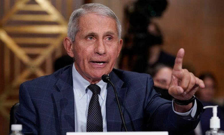 Dr. Fauci Says COVID-19 Vaccines Aren't Just a Personal Choice: 'It Isn't Only About You'