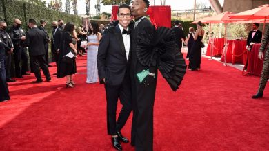 Photo of Steven Canals Celebrates 'Pose' In Emmys Acceptance Speech He Never Got To Make