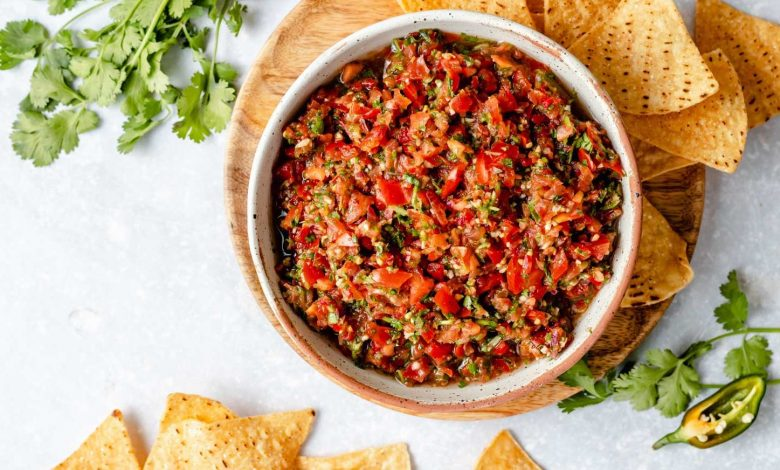 Photo of 15 Flavorful Salsa Recipes to Fire Up Any Dish