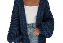 Photo of Reviewers Say This Chunky Cardigan Looks More Expensive Than It Is