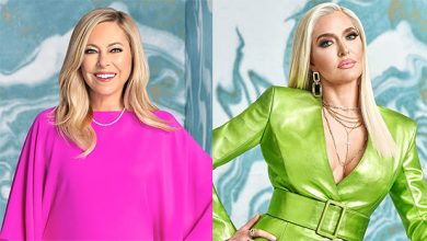 Photo of Sutton Stracke 'Requested Security' While Filming 'RHOBH' With Erika Jayne Amid Feud