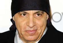 Photo of 'The Sopranos' Almost Cast Steve Van Zandt As Tony, The Guitarist Claims