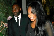 Photo of Idris Elba's Wife Sabrina Looks Sensational In Sheer Dress At 'Bond' Premiere After-Party