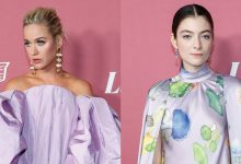 Photo of Katy Perry & Lorde Look Like Royalty On 'Power Of Women' Red Carpet