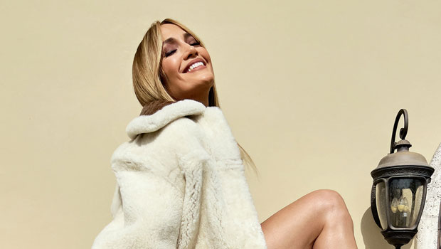 Photo of Jennifer Lopez Glows In Coach Ad As She Models Their New Collection — Photos
