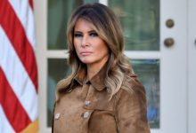 Photo of Melania Trump Allegedly Called 'Rapunzel' By Secret Service After Rarely Leaving White House