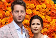 Photo of Justin Hartley's Wife Sofia Pernas Reveals Why It's 'Too Early To Tell' If They'll Expand Their Family
