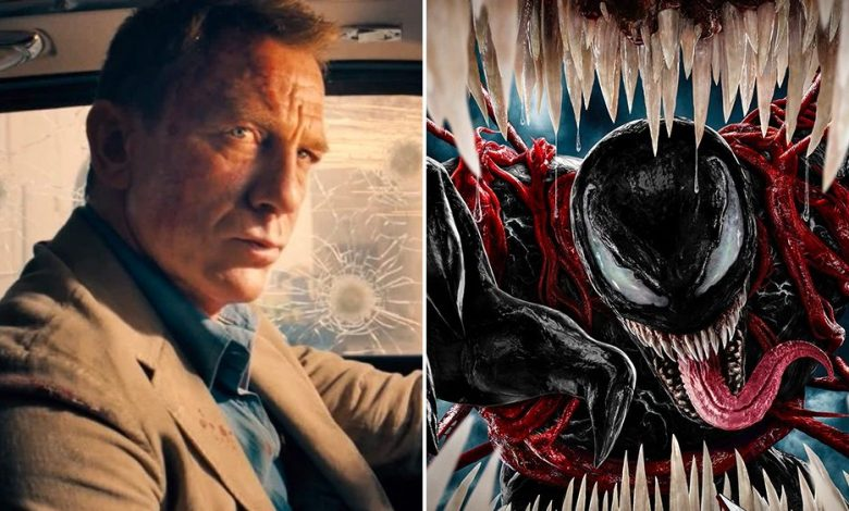 Photo of 'No Time To Die' & 'Venom: Let There Be Carnage' Rain Cash On AMC, Cinemark & Imax