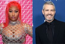 Photo of Nicki Minaj Cozies Up To Andy Cohen As She Confirms She's Appearing On The 'RHOP' Reunion