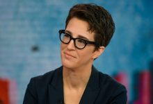 Photo of Rachel Maddow Reveals She Had Skin Cancer Surgery