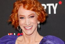 Photo of See Kathy Griffin Get a COVID-19 Booster and a Flu Shot at the Same Time