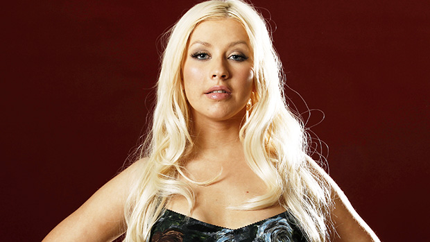 Christina Aguilera Smolders For The Camera While Rocking Serious 90's Curls In Glam – Photo