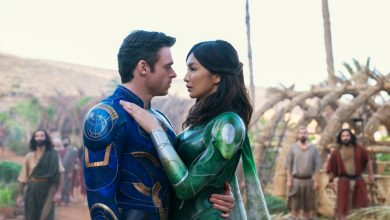 Photo of 'Eternals' First-Day Advance Tickets Beating 'Shang-Chi' & 'Black Widow'; AMC Sees Biggest Day 1 Presales Of Year