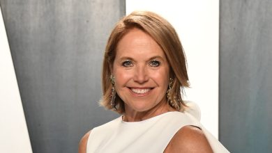Photo of How Katie Couric Navigates Bulimia Triggers at the Doctor's Office
