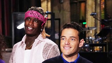 Photo of Rami Malek Hosting 'SNL' For The 1st Time On Oct. 16 With Musical Guest Young Thug