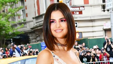 Photo of Selena Gomez Debuts Sleek New Bob Hairstyle On TikTok — See Her Look Before & After