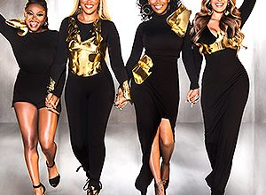 Photo of 'Queens' Cast — Photos Of Brandy's New Musical Drama