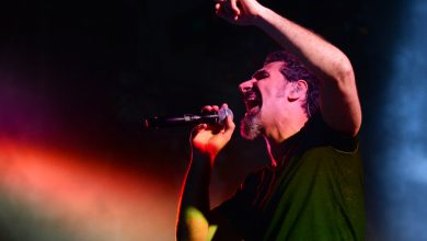 Photo of System Of A Down Postpones L.A. Shows Because of Serj Tankian's Breakthrough Covid-19 Case