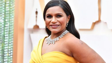 Photo of Mindy Kaling Turned a Mammogram Into a Fashion Moment—See the Photo