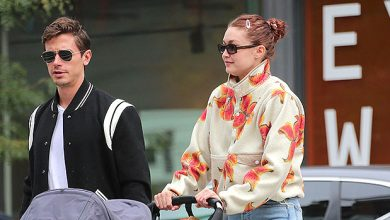Photo of Gigi Hadid Glows As She Takes Daughter Khai, 1, For A Stroll In NYC – Photos
