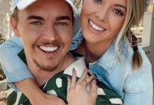Photo of Jesse McCartney Marries Katie Peterson After 9 Years Together